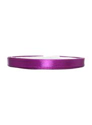 Satin Ribbon Party Decoration Supplies, Dark Mauve Purple