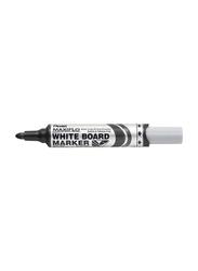 Pentel Maxiflo White Board Marker, Black