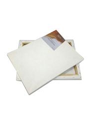 Premium Canvas Board, 30 x 40cm, White