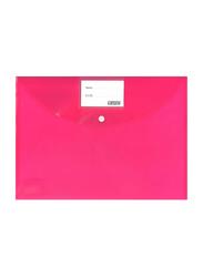 Partner Document File Bag, Pink