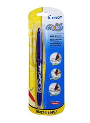 Pilot Frixion Erasable Ball Point Pen, Blue
