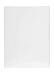 Partner Rectangular Blank Canvas, White