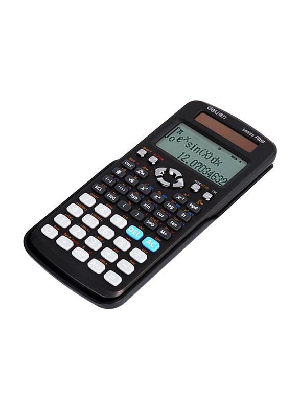 Deli Scientific Calculator, Black