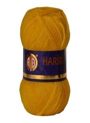 AB Hariri Crochet And Knitting Yarn, 50g, Yellow