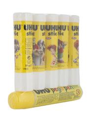 UHU Glue Stick Set with Pen, 5-Piece, Multicolour