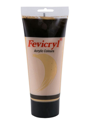 Pidilite Fevicryl Acrylic Color Paint Tube, 200ml, Gold