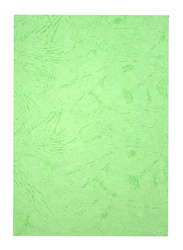Partner Embossed Binding Sheet, 100 Pieces, A3 Size, Green