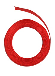 Thin Craft Ribbon Party Decoration Supplies, Red