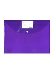 Partner Document File Bag, Violet