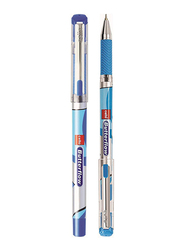 Cello Butterflow Ballpoint Pen, Blue