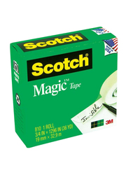 3M Scotch Invisible Magic Tape, Clear