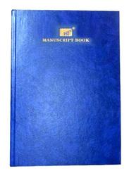 PSI Manuscript Note Book, A4 Size, Blue