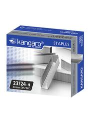 Kangaro 24mm Stapler Pin, 1000 Pins, Beige