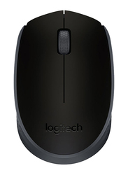 Logitech M171 Wireless Optical Mouse, Black