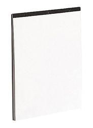 Flip Plain Chart Pad, 585 x 810mm, White
