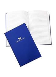 PSI Manuscript Book, A4 Size, Single Line, 96 Sheets, Blue