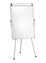 Digital Magnetic Flip Chart Stand, 70 x 100cm, White