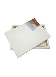 Canvas Board, 60 x 90cm, White