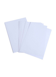 Glossy Photo Paper For Inkjet Printers, 20-Sheets, 180 GSM, A4 Size, White