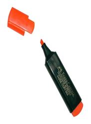 Faber-Castell Textliner 1548 Highlighter, Orange