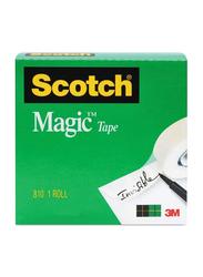 3M Scotch Invisible Magic Tape, Clear