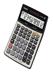 Casio 12-Digit Dj220D Plus Desktop Calculator, Grey/Black