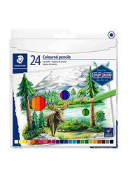 Staedtler 24-Piece Colour Pencil Set, Multicolour
