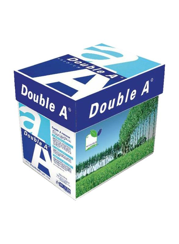 Double A Premium Printer Paper, 5 Packs, A3 Size, White