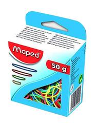 Maped Colored Rubber Band, Multicolour