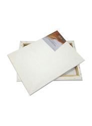 Premium Canvas Board, 24 x 30cm, White