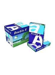 Double A Premium 80GSM Printer Paper, White