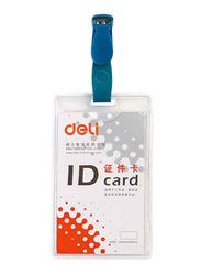 Deli Name Badge Set, 50 Pieces, Multicolour