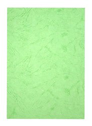 Partner A4 Embossed Binding Sheet, 100 Pieces, Green