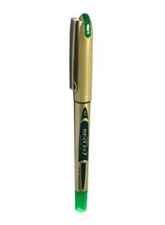 Zebra 10-Piece Rollerball Pen Set, 0.7mm, Gold/Green