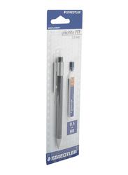Staedtler Mechanical Pencil, with Lead Set, Black