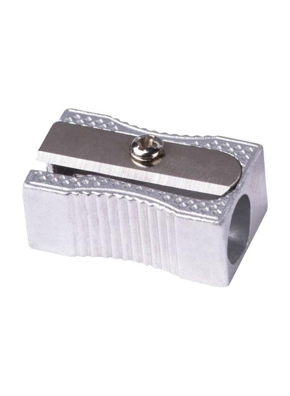 Deli One Open Sharpener, Silver