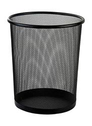 Deli Paper Waste Basket, Black