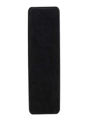 Deli Magnetic White Board Eraser, Black