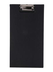 Deli Paper Clip Board, E38154B, Black
