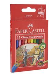 Faber-Castell 12-Piece Classic Color Eco Pencil Set, Multicolor