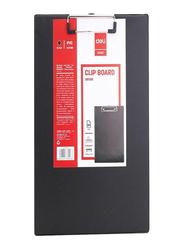Deli Paper Clip Board, E38153B, Black