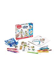 Maped Creativ Colour & Play Mix & Match Puzzle, Multicolour