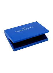 Faber-Castell Ink Stamp Pad, Blue