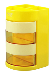 Deli Pen Stand, Yellow