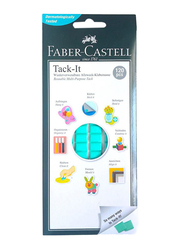 Faber-Castell Tack It Adhesive, 120 Pieces, Blue