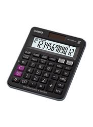 Casio 12-Digit Financial and Business Calculator, MJ-120D Plus, Black