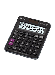 Casio 12-Digit Financial and Business Calculator, MJ-120D Plus, Black