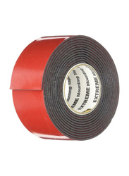 Scotch Extreme Mounting Tape, Red