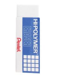 Pentel Medium Hi-Polymer Eraser, White