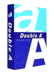 Double A Premium Printer Paper, 500 Sheets, A4 Size, White